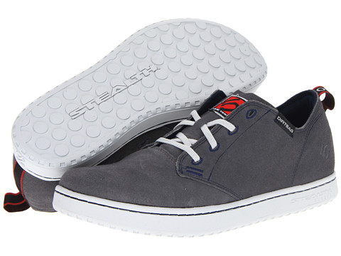 Five Ten - Dirtbag Low (Navy/Gull Grey) Men's Shoes
