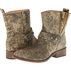 Olivia Short Boot (Sand Stone Wash) Cowboy Boots