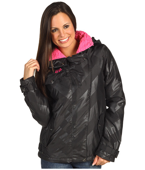 Fox - Hot Shot Jacket (Black) Women's Coat