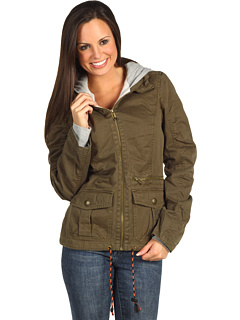 SALE! $39.99 - Save $60 on Fox Ellis 2Fer Jacket (Military) Apparel - 59.81% OFF $99.50