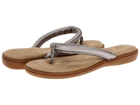 Bass - Lucca (Silver) Women's Sandals