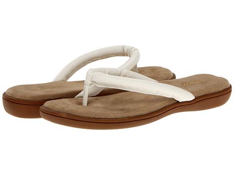 Bass - Lucca (White) Women's Sandals