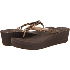 SALE! $16.99 - Save $12 on Roxy Palmilla (Bronze) Footwear - 41.41% OFF $29.00