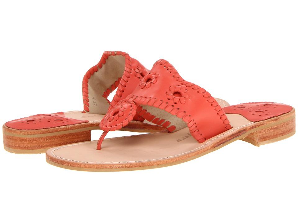 Jack Rogers - Nantucket (Fire Coral) Women's Sandals