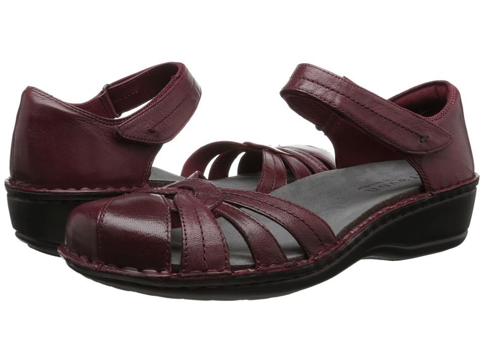 Aravon - Clarissa (Bronze) Women's Shoes