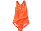 Nike Kids - Core Solids Power Back Tank (Little Kids/Big Kids) (Total Crimson) - Apparel