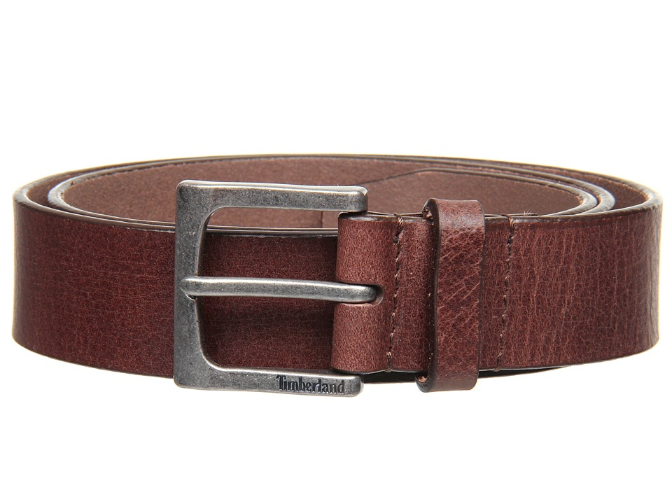 Timberland - Classic Jean Belt (Brown) Men's Belts