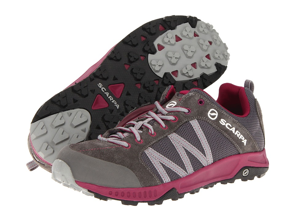 Scarpa - Rapid LT (Pewter/Raspberry) Women's Shoes