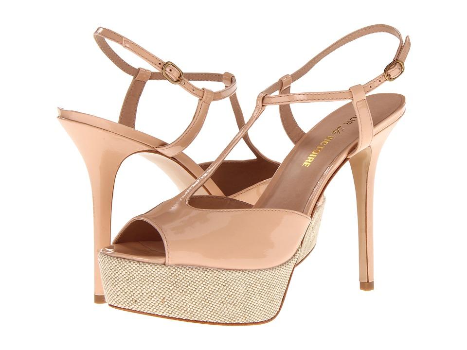 Pour La Victoire - Vicenta (Salmon Soft Patent) High Heels