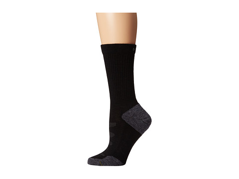 Keen Olympus Lite Crew (Black) Women's Crew Cut Socks Shoes