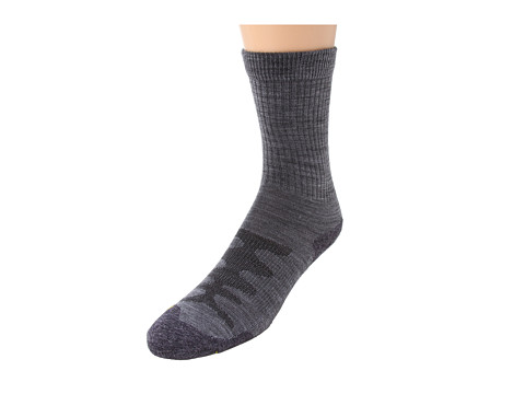 Keen - Olympus Lite Crew (Gray) Women's Crew Cut Socks Shoes