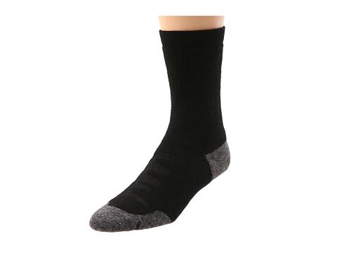 Keen Olympus Medium Crew (Black) Women's Crew Cut Socks Shoes