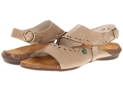 El Naturalista - Wakataua N429 (Piedra) Women's Sandals