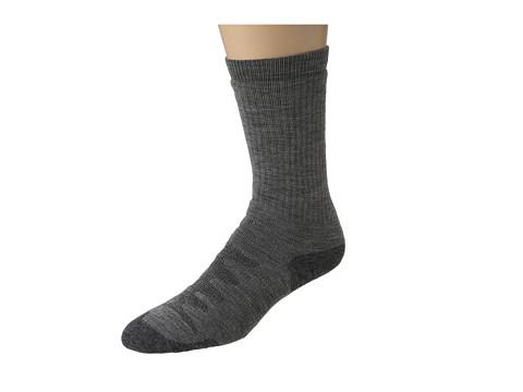 Keen Olympus Medium Crew (Gray) Men's Crew Cut Socks Shoes