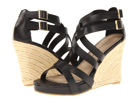 Chinese Laundry - Down Town (Black) Women's Wedge Shoes