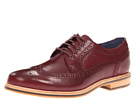 Cole Haan - Cooper Square Wingtip (Vineyard Wine) - Cole Haan Shoes