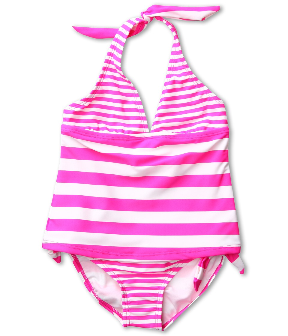 Billabong Kids - Jamie Swim Set (Little Kids/Big Kids) (Passion) Girl's Swimwear Sets