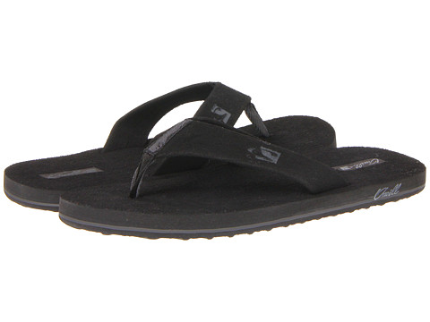 O'Neill - Phluff Daddy 2 '14 (Black) Men's Sandals