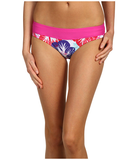 Carve Designs - Catalina Bottom (White Hibiscus) Women