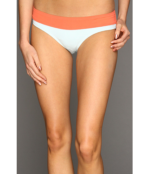 Carve Designs - Catalina Bottom (Coast Stripe) Women's Swimwear