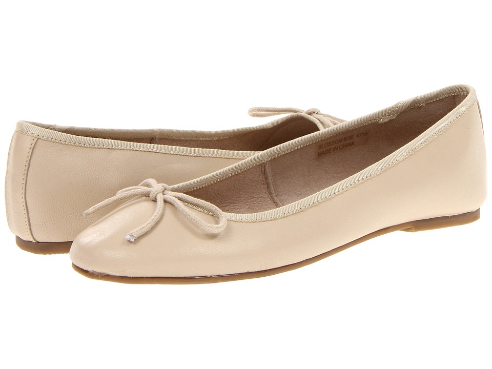 Chinese Laundry - Blossom (Nude Leather) Women's Flat Shoes