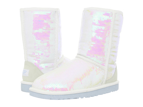 UGG - Sparkles I Do! (White) Women's Pull-on Boots