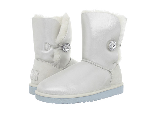UGG - Bailey I Do! (White) Women's Cold Weather Boots