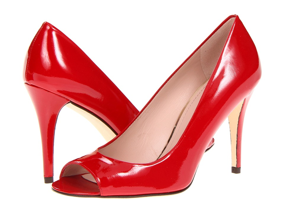 Stuart Weitzman - Stylish (Flame Aniline) High Heels
