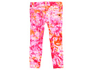 Joe's Jeans Kids Girls The Sweat Jegging (Toddler/Little Kids) (Raspberry Tie Dye)