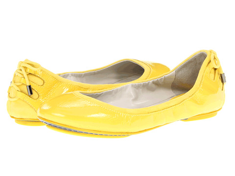 Cole Haan - Air Bacara Ballet (Sunlight Patent) Women
