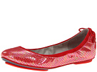 Cole Haan - Air Bacara Ballet (Cherry Tomato Metallic Snake Print) - Cole Haan Shoes