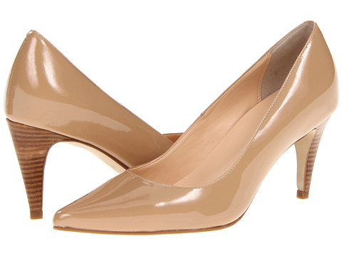 Cole Haan - Air Juliana Pump 75 (Sandstone Patent) High Heels