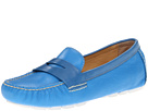 Cole Haan - Air Sadie Driver (Blue Topaz/Empire Blue) - Cole Haan Shoes