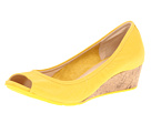 Cole Haan - Air Tali OT Wedge 40 (Sunlight Glisten Nubuck) - Cole Haan Shoes