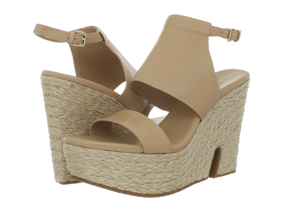 Cole Haan - Arden High Wedge (Sandstone) Women's Sandals