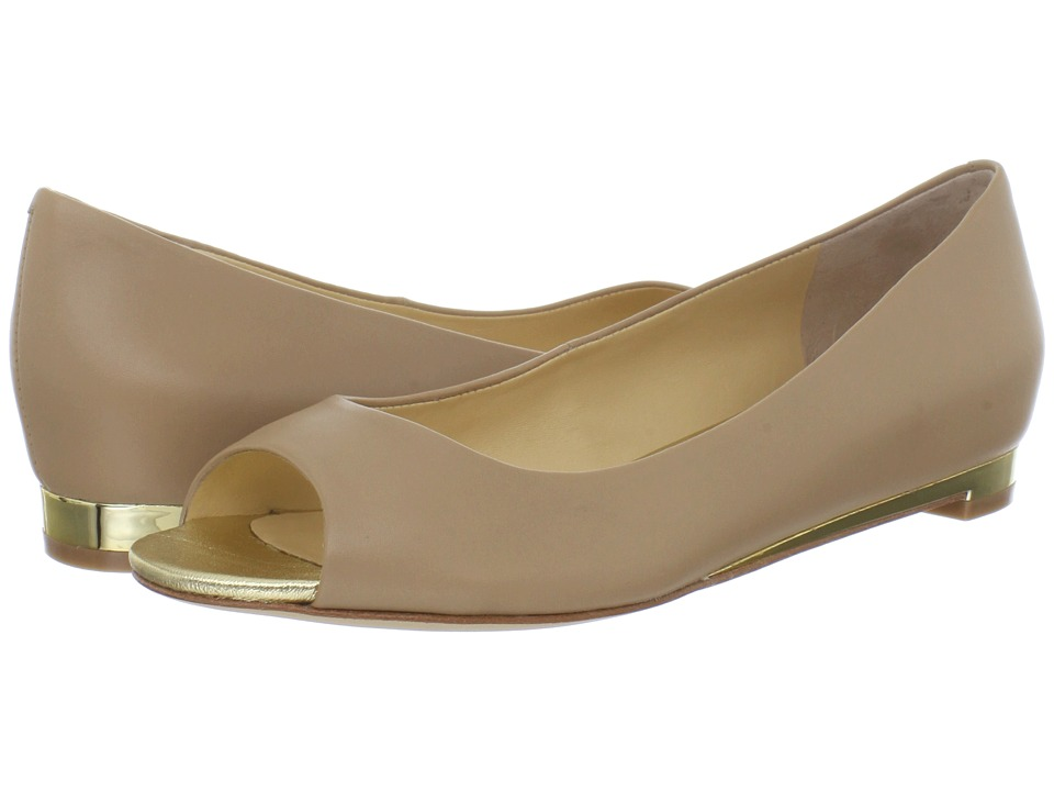 Cole Haan - Astoria OT Ballet (Sandstone) Women's Flat Shoes