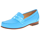 Cole Haan - Monroe Penny (Blue Topaz Reflective) - Cole Haan Shoes
