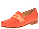 Cole Haan - Monroe Penny (Orange Pop Reflective) - Cole Haan Shoes