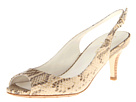 Cole Haan - Air Talia OT Sling 60 (Cream Snake Print) - Cole Haan Shoes