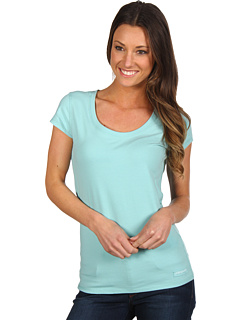 SALE! $11.99 - Save $24 on Life is good Sweet Scoop Tee (Soft Blue) Apparel - 66.69% OFF $36.00
