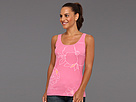 Life is good Lace Trim Sleep Tank