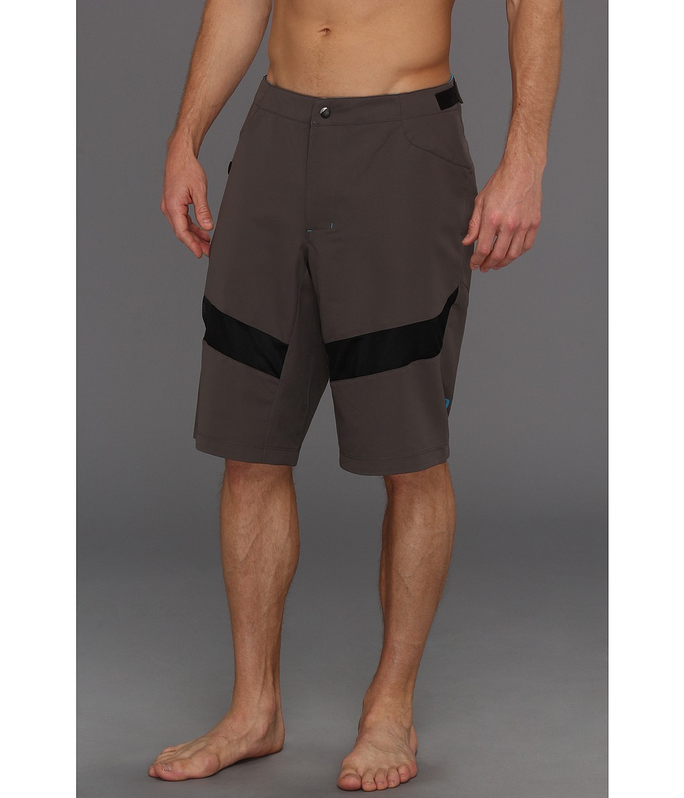Pearl Izumi - Rev Short 2 (Shadow Grey/Black) Men's Shorts