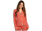 Juicy Couture - Hearts Pajama Top (Siren Valentine Hearts) - Apparel
