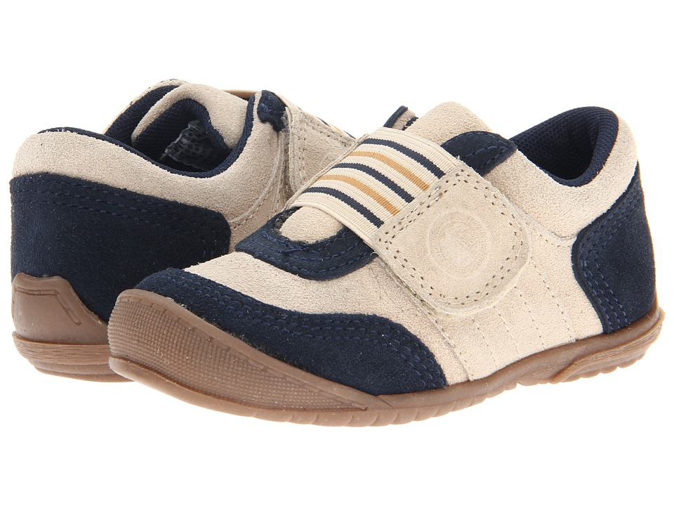 Kenneth Cole Reaction Kids - Bet-Setting 2 (Toddler/Little Kid) (Navy/Tan) Boys Shoes