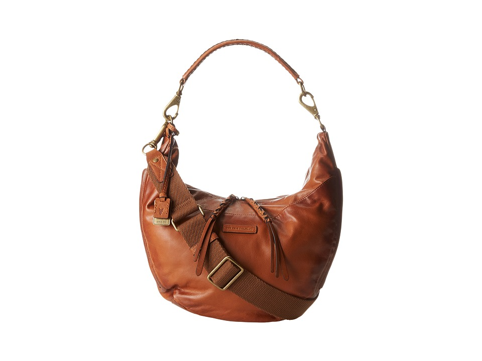 Frye - Jenny Hobo (Whiskey Soft Vintage Leather) Hobo Handbags