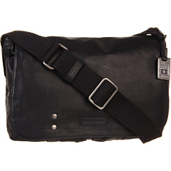 SALE! $279.99 - Save $118 on Frye Jenny Messenger (Black Soft Vintage Leather) Bags and Luggage - 29.65% OFF $398.00