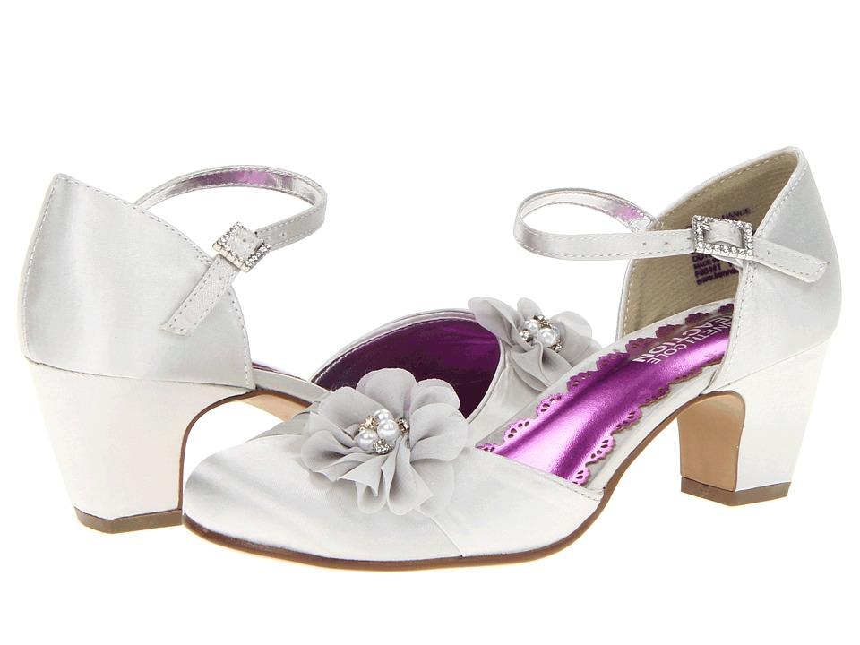 Kenneth Cole Reaction Kids - Take My Dance (Little Kid/Big Kid) (Silver) Girls Shoes