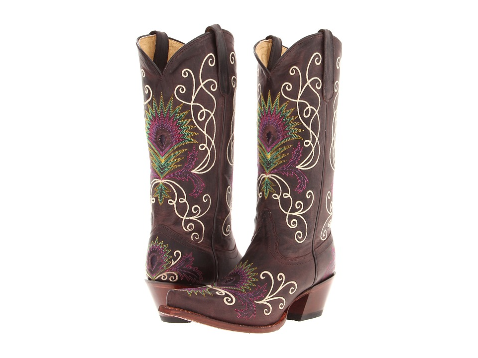 Tony Lama - VF3039 (Espresso Tucson) Cowboy Boots