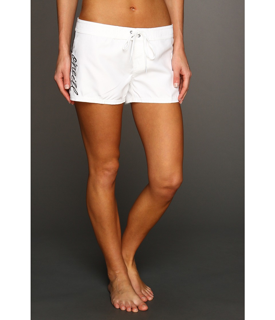 O'Neill - Pacific Boardshort 3 (White) Women's Swimwear