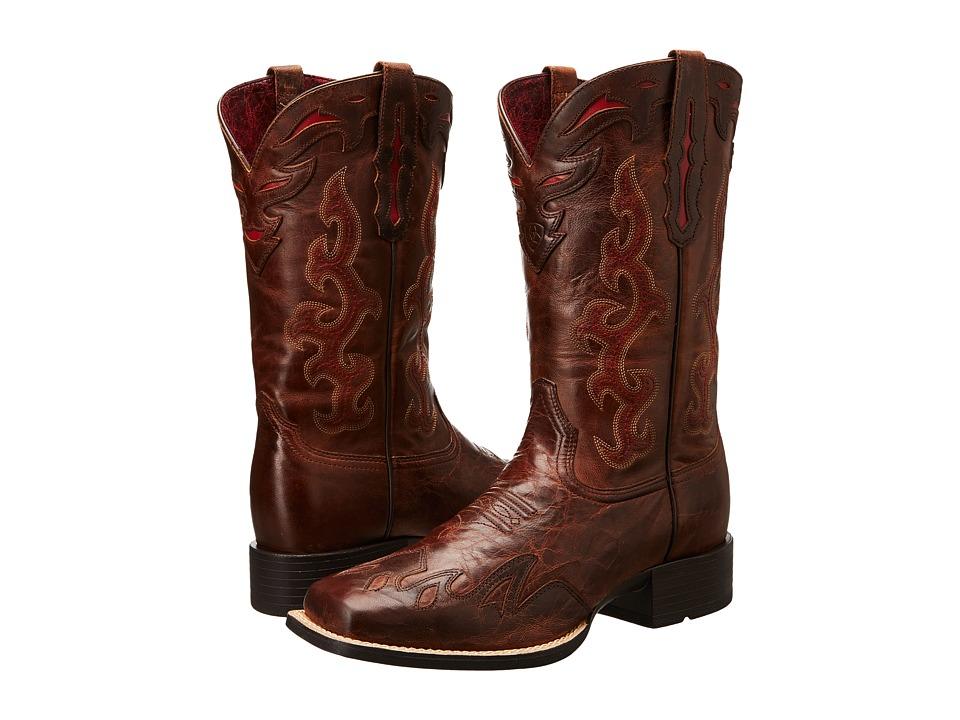 Ariat - Sidekick (Sassy Brown) Cowboy Boots